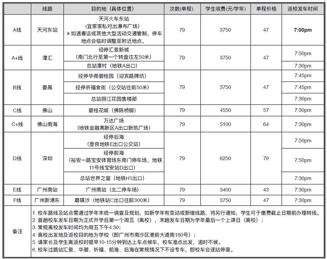 Nansha College Preparatory Academy Residential Life